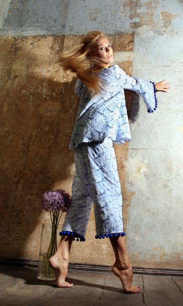Pyjama Tulip